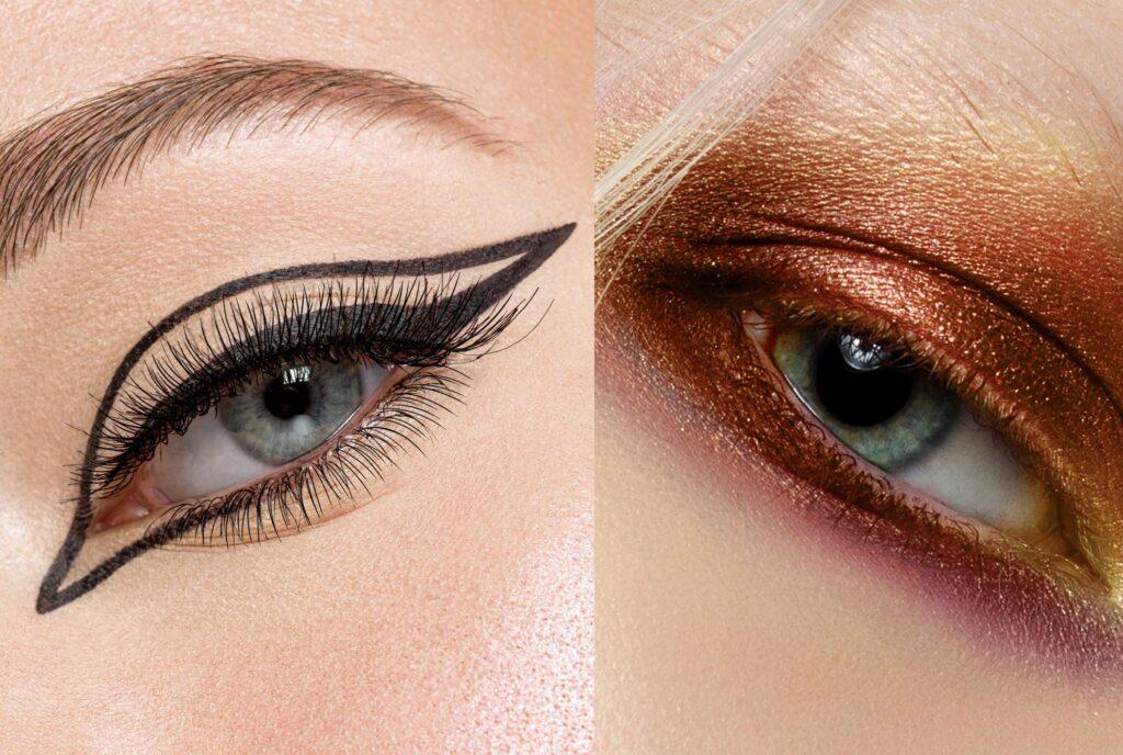 make-up con la mascherina