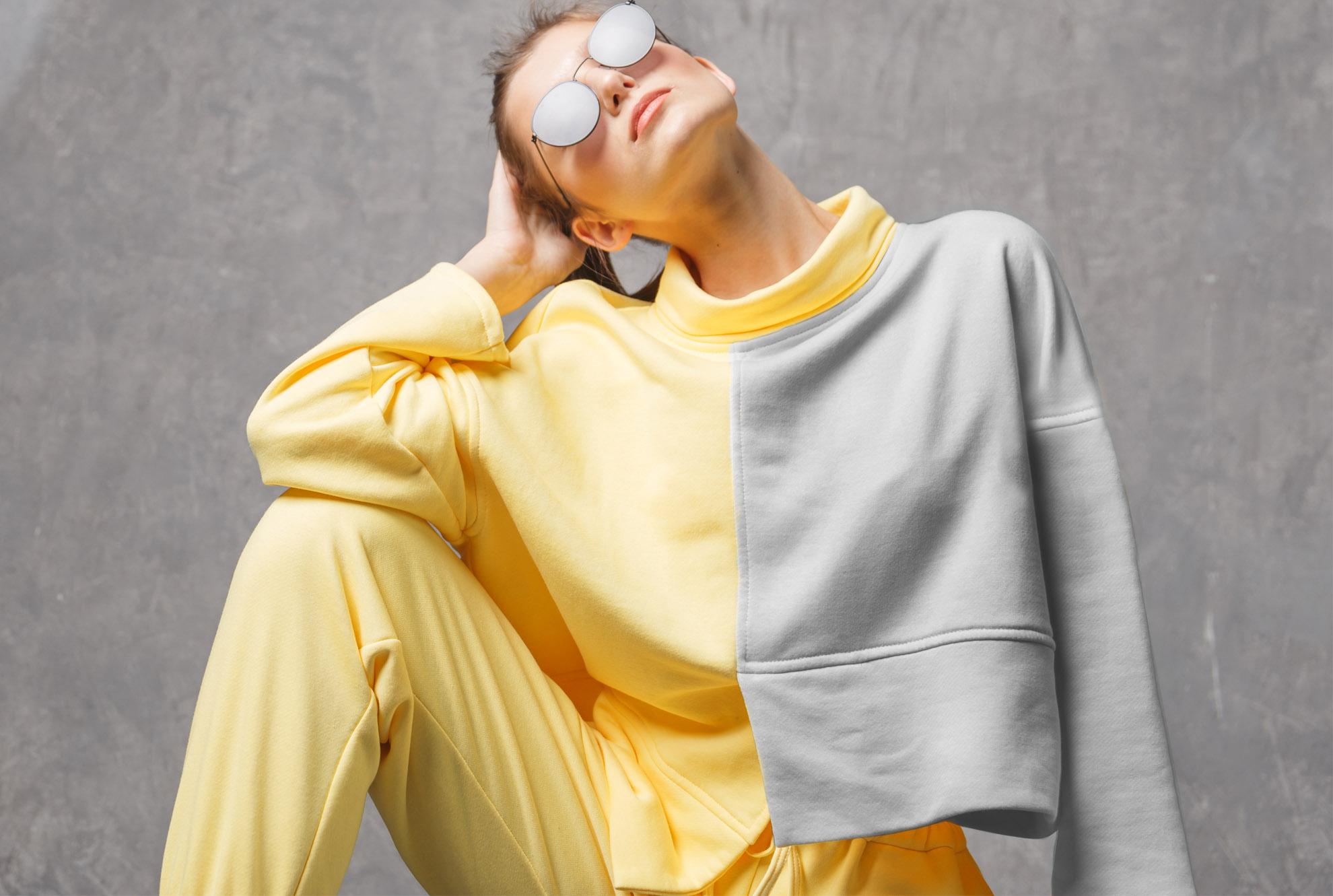 Colore Pantone 2021: grigio e giallo ecco come abbinarli.